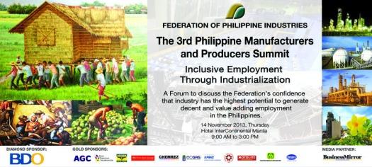 3rd FPI Summit backdrop